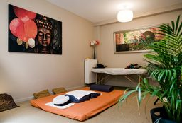 Hairdresser Antwerpen (Head/chair massage) - Tansaku