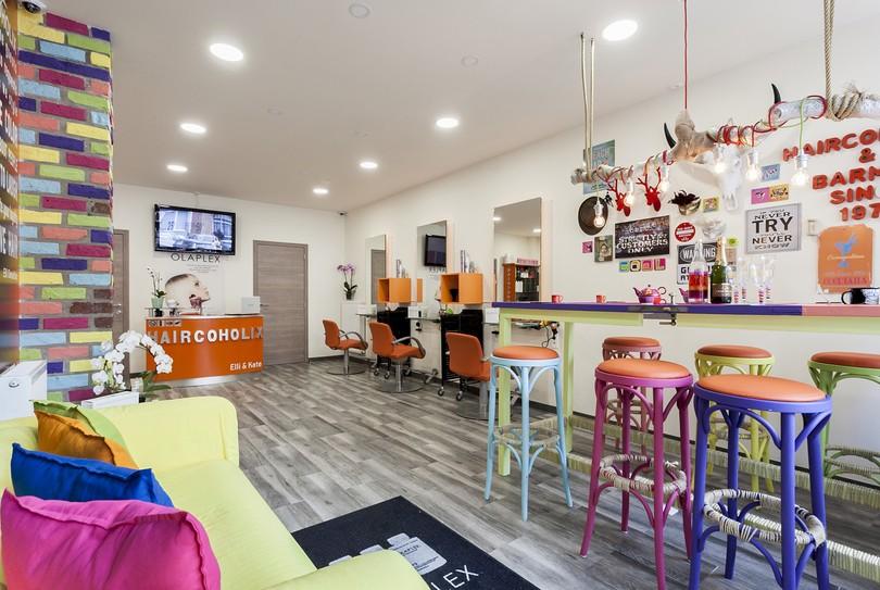 Haircoholix, Ganshoren - Hairdresser - Avenue du duc jean 22