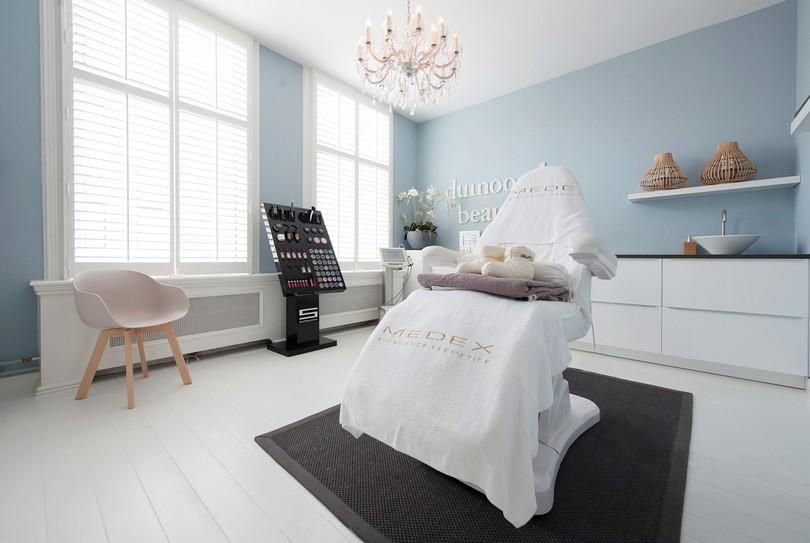 Salon Duinoord, Den Haag - Gezicht - Van Blankenburgstraat 48