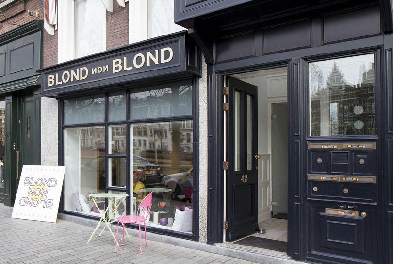 BlondnonBlond, Rotterdam - Kapper - Mauritsweg 42a