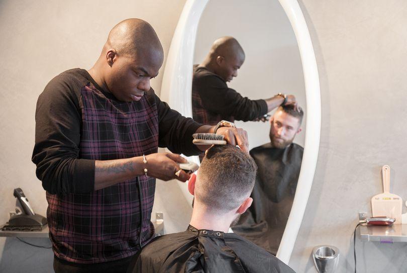 Barbershop Humpa, Amsterdam - Hairdresser - Kwakersstraat 12H