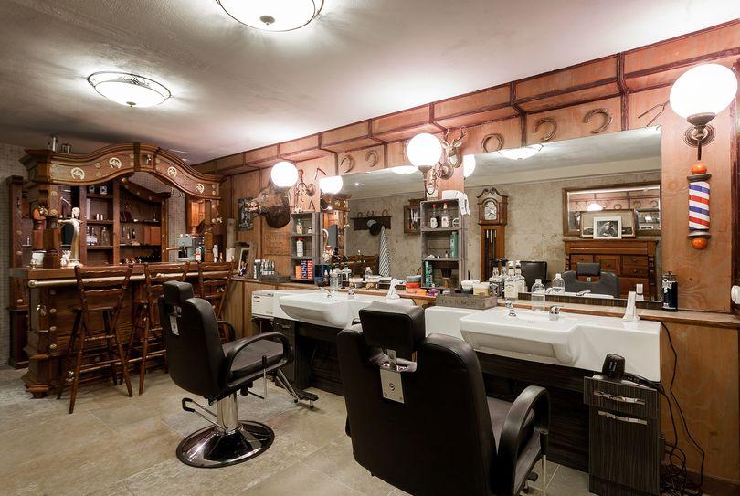 Gentlemen's Barbershop, Amsterdam - Hairdresser - Kinkerstraat 4hs