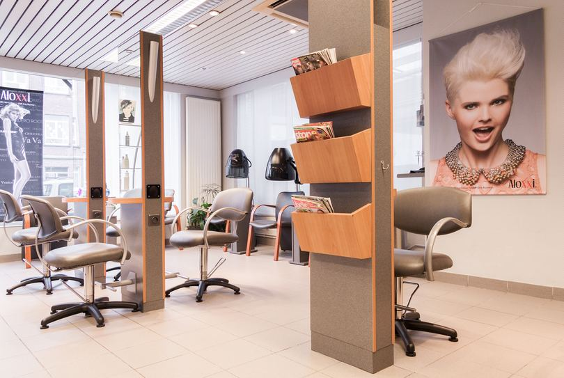 KnipActif, Antwerpen - Hairdresser - Burgemeester Woutersstraat 1