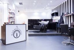 Kapper Antwerpen (Haarmasker) - The Barbershop