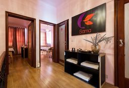 Massage Jette (Massage dos) - Sama Massage Center - Jette