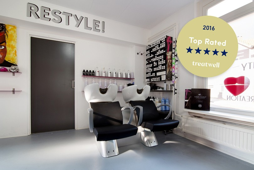 Restyle! Hair & Beauty, Tilburg - Hairdresser - Rooseveltplein 47