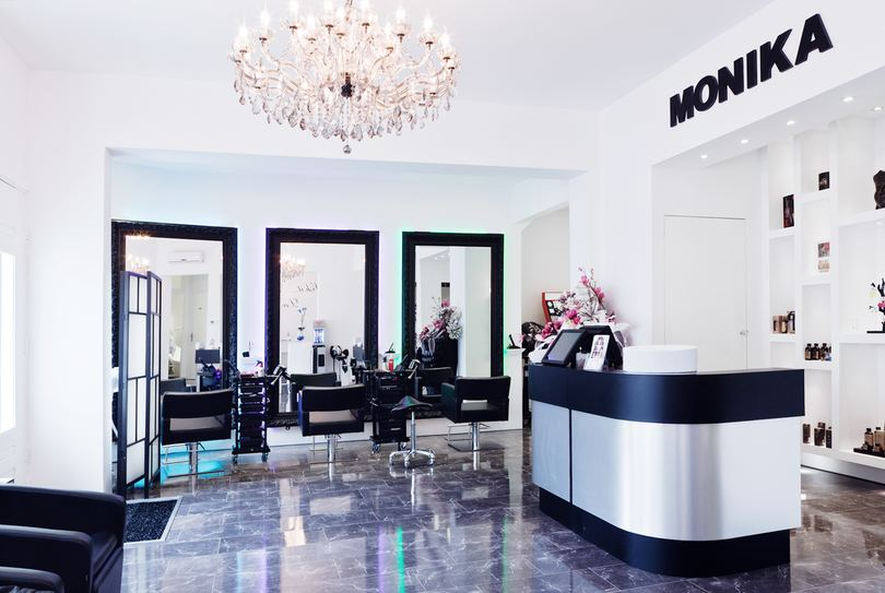 Beauty Salon Monika, Rotterdam - Hairdresser - Burg Meineszplein 18a