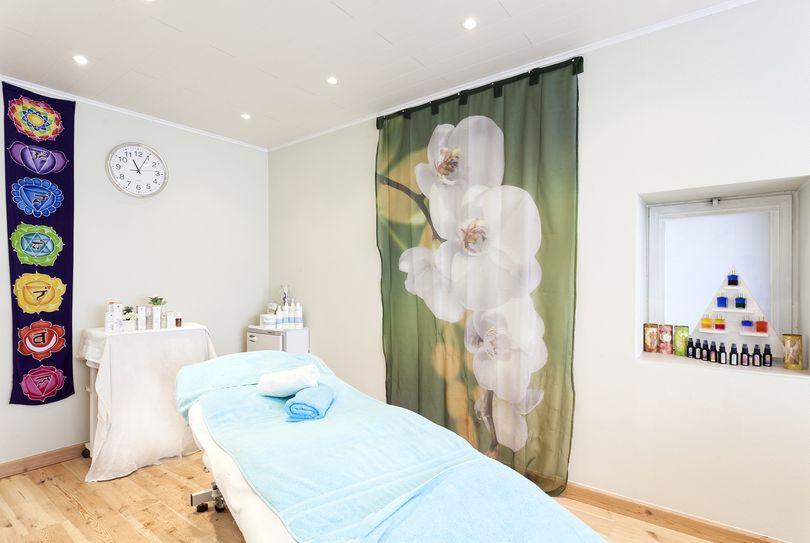 Colauring, Zele - Massage - Lichterik 1