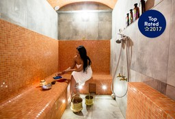 Soin du corps Waterloo (Peeling) - Sahara Hammam Beauty & Spa