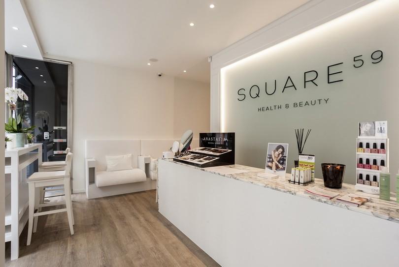 Square 59, Antwerpen - Depilation - Hopland 59