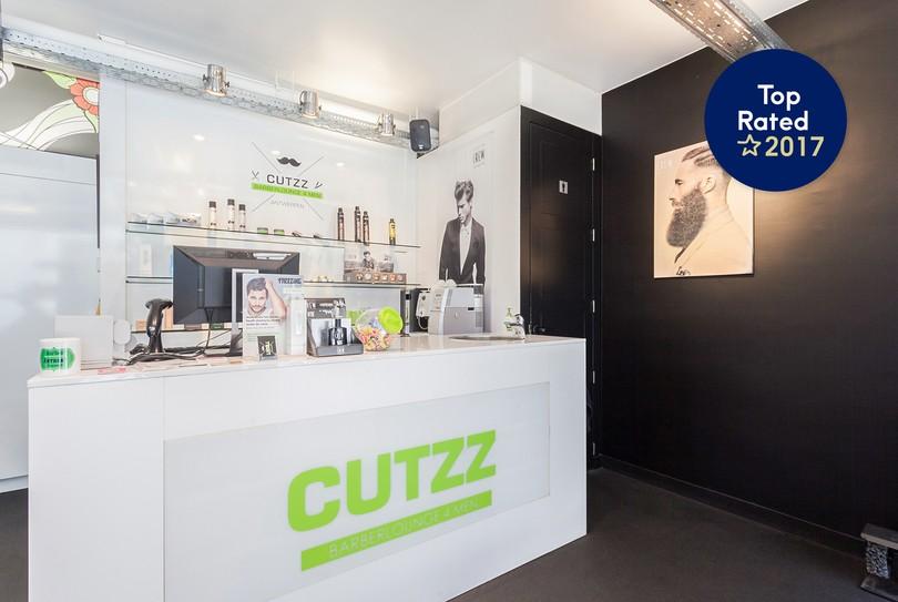 Cutzz Barberlounge, Antwerpen - Kapper - Sudermanstraat 6B