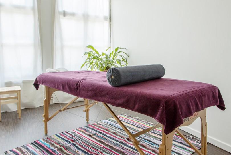 Relaxatiemassage Sophia Dequeker, Brugge - Massage - Speelmansrei 21