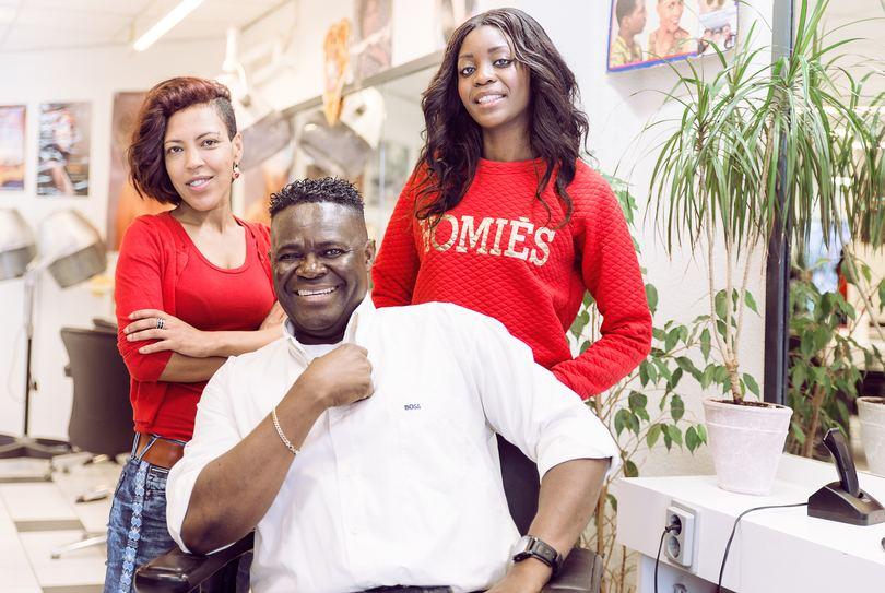 Kapsalon Bruce, Utrecht - Hairdresser - Detmoldstraat 11