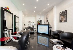 Hairdresser Bruxelles (Men's haircuts) - Lola Coiffure - Hommes