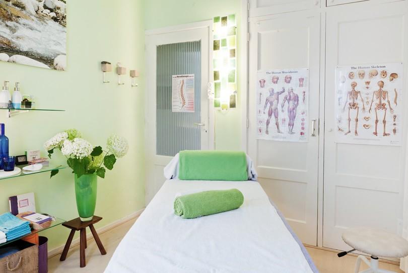 Stap voor Stap Vitaler, Rotterdam - Massage - Van Der Meydestraat 11A