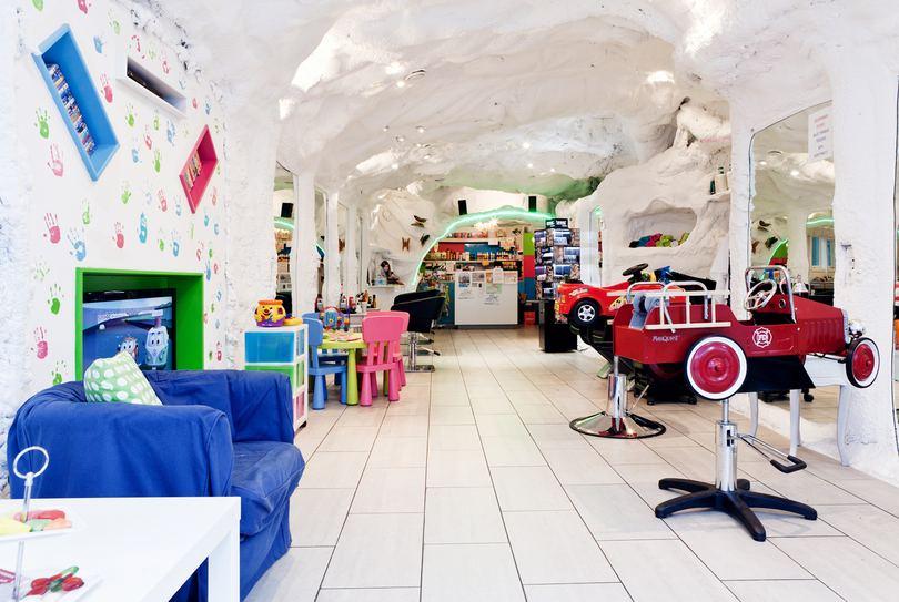Kinderkapsalon Ginius, Rotterdam - Hairdresser - Straatweg 42c