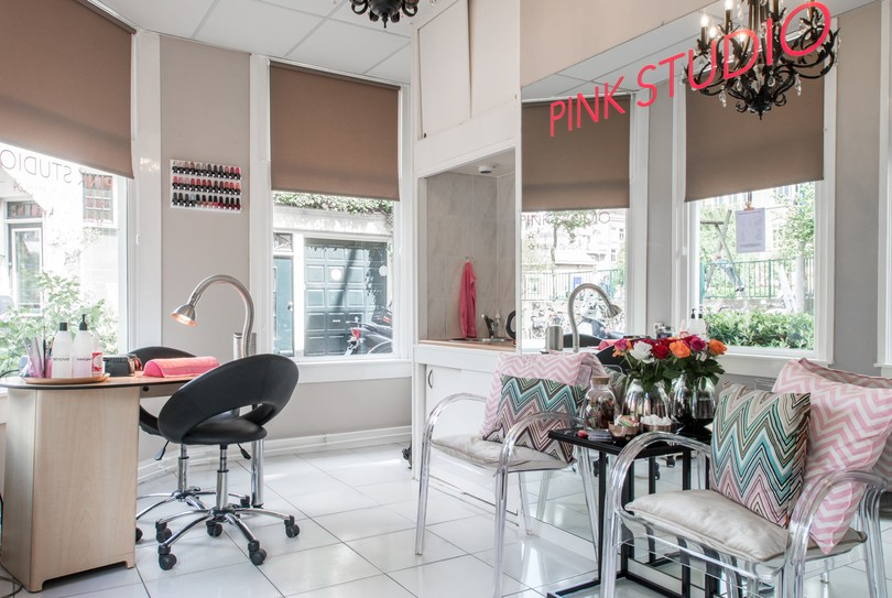 Pink Nails @ Pink Studio, Amsterdam - Nails - Tweede Boomdwarsstraat 1