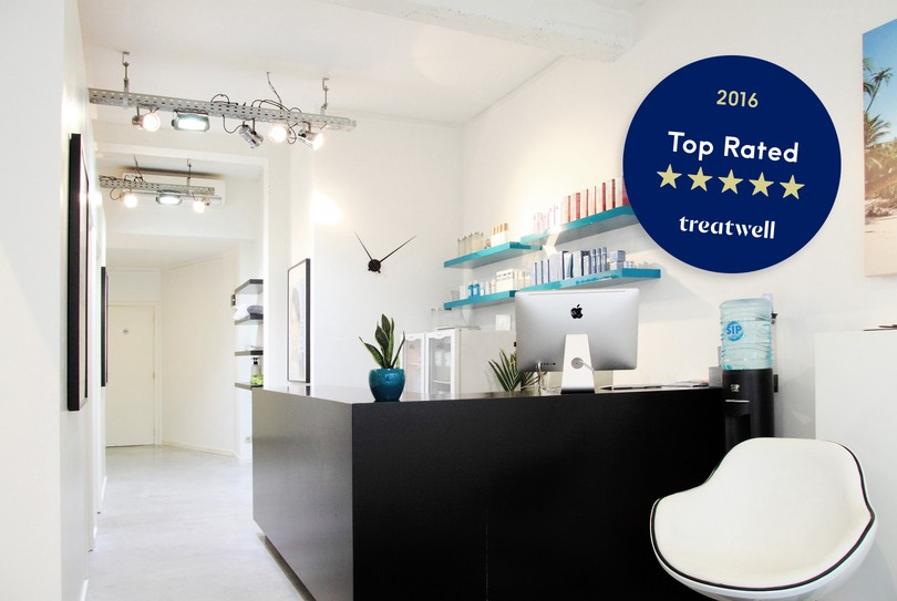 The Palm - Spraytan Room, Antwerpen - Body - Sint-Michielstraat 21