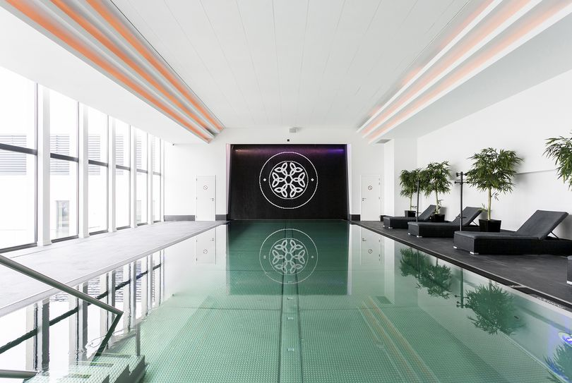 The Wellness, Knokke-Heist - Spa & Sauna - Elizabetlaan 160