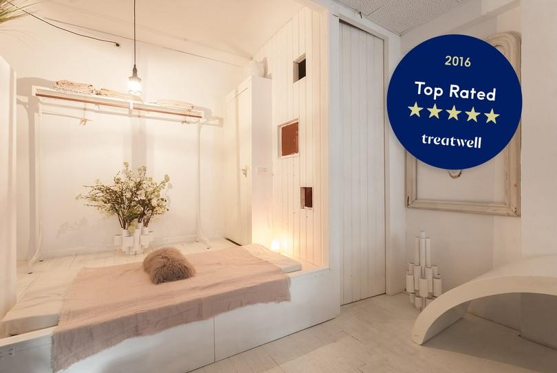 Massage Studio Jordaan, Amsterdam - Massage - Egelantiersgracht 362