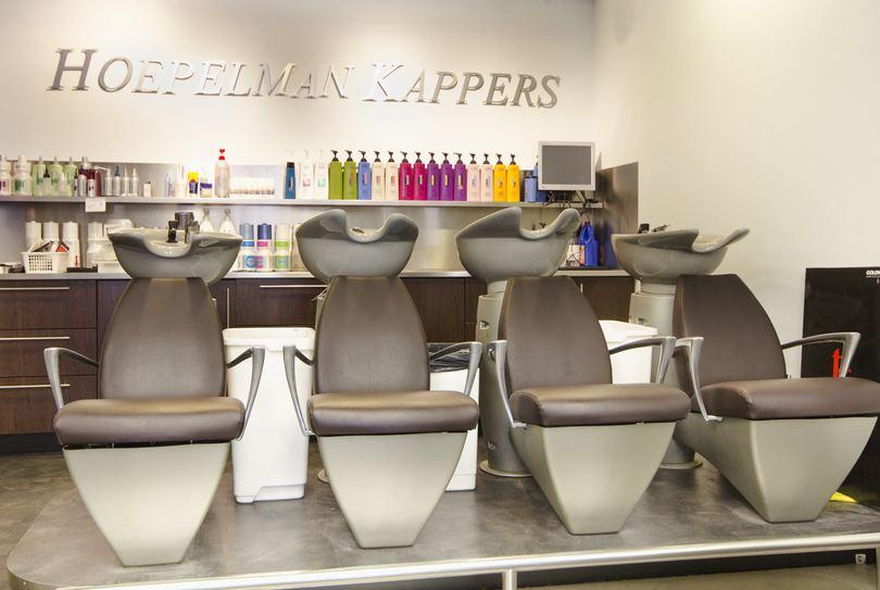 Hoepelman Kappers - Vught, Vught - Hairdresser - Moleneindplein 3