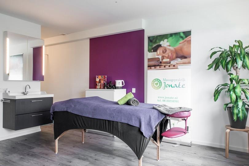 Massagepraktijk Jonate - Haarlem, Haarlem - Massage - Waddenstraat 22