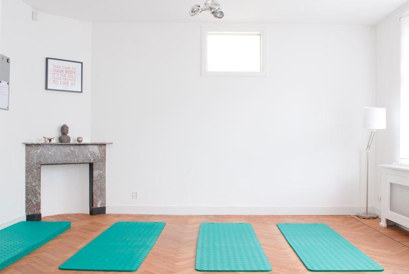 Wellbeing Studio - Aspa, Den Haag - Fitness & Yoga - Alexanderplein 2