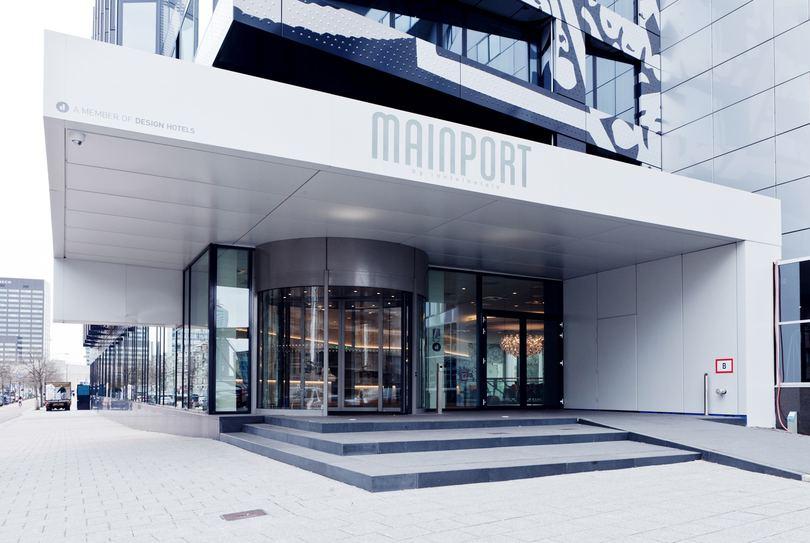 Mainport Hotel Rotterdam Spa