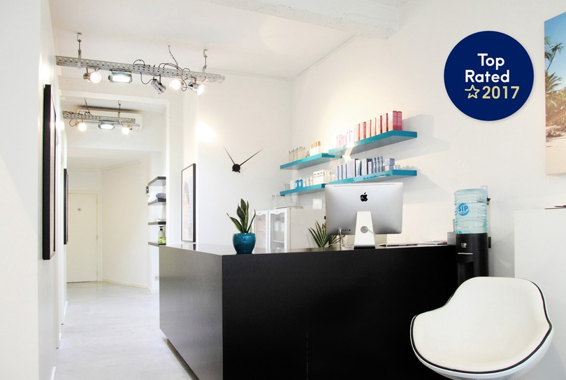 The Palm - Spraytan Room, Antwerpen - Lichaam - Sint-Michielstraat 21