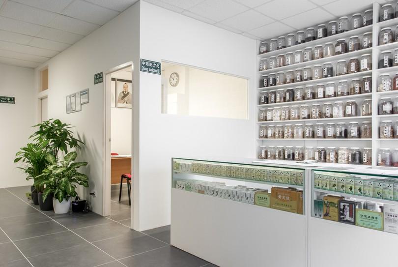 Shen Yuan Medical Center, Hilversum - Massage - Nieuwe Doelenstraat 12