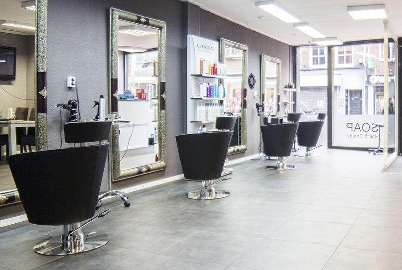 Soap Hair & Beauty, Groningen - Gezicht - Nieuwe Ebbingestraat 4
