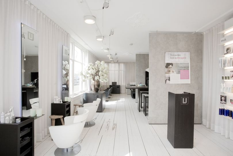 Boek direct studio u kapper in zaandam bij for Kappers interieur