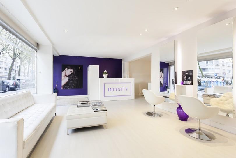 Infinity Hair & Body Lounge, Antwerpen - Coiffeur - Mechelsesteenweg 211