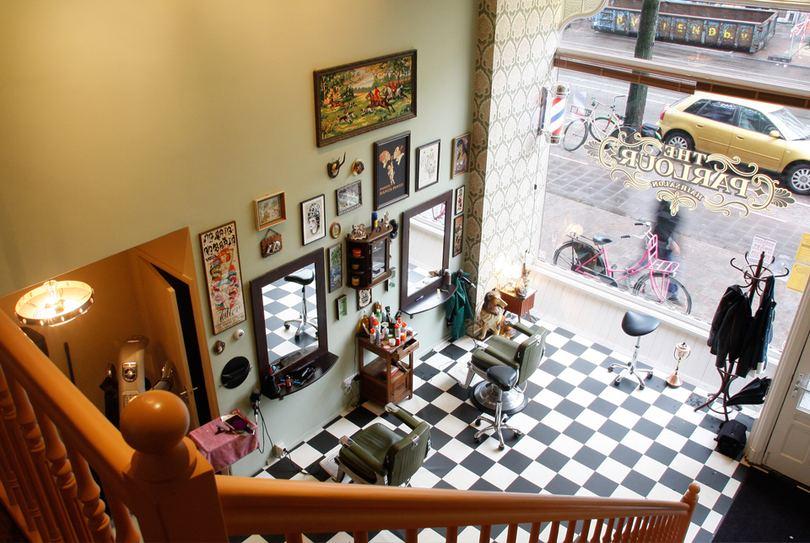 The Parlour by Suzanne, Amsterdam - Hairdresser - Bilderdijkstraat 198