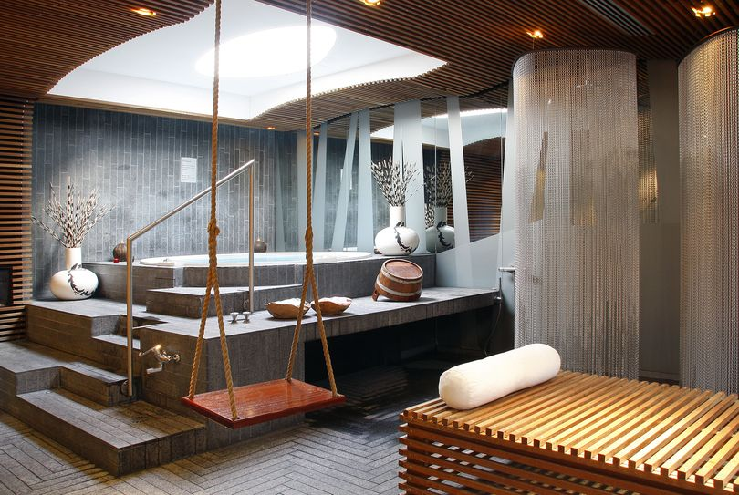 Sento Spa & Health Club, Amsterdam - Spa & sauna - Marnixplein 1