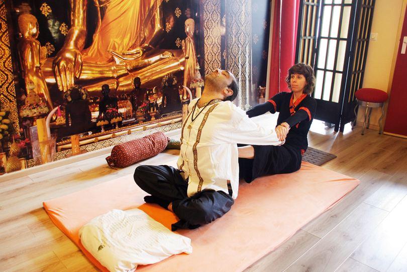 ITM Thai Hand Massage, Amsterdam - Massage - Piri Reisplein 70