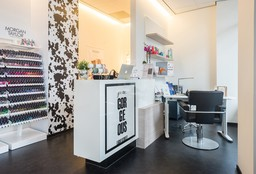 Nagels Eindhoven (Shellac / Gellak) - ErGa for All