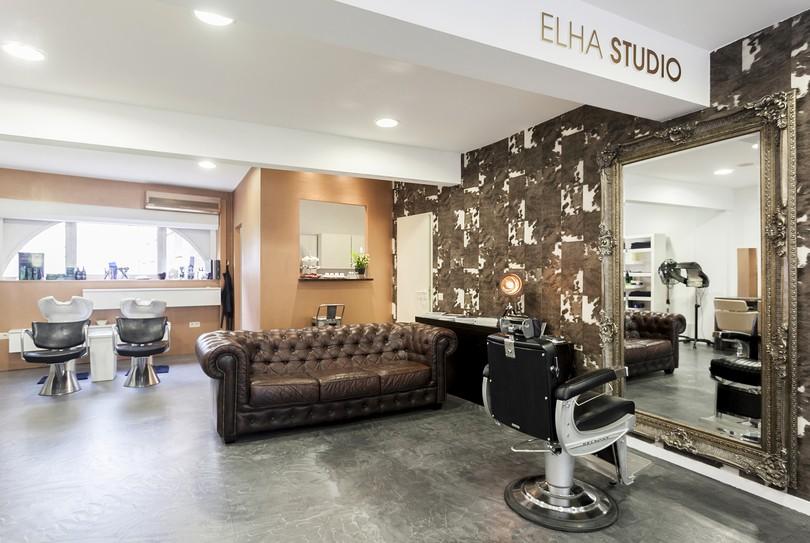 Elha Studio, Bruxelles - Coiffeur - Place de la Vieille Halle aux Blés 4