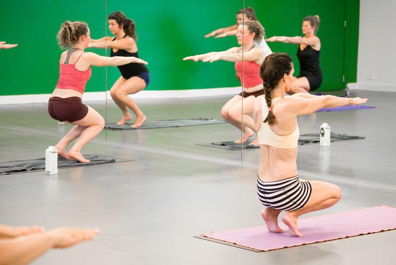 Forty Degrees, Amsterdam - Fitness & Yoga - Overtoom 62