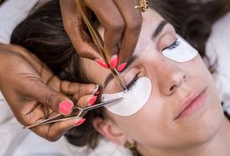 Face Ixelles (Eyelash extensions) - Lash Sensation