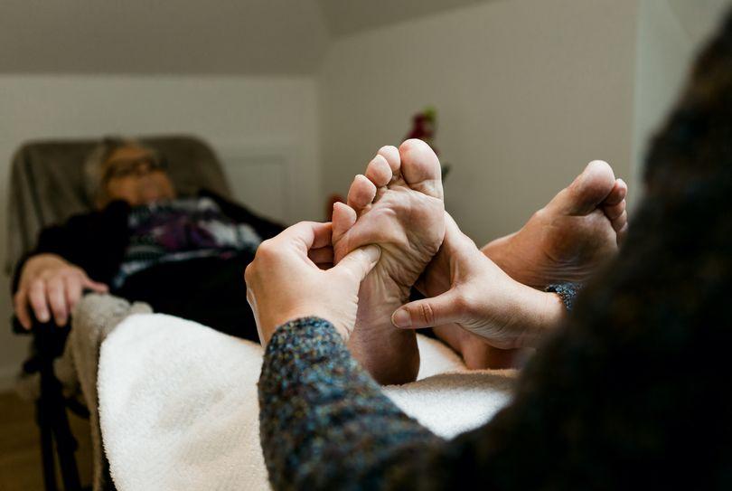 Voetreflexologie Lieve de Mulder, Melle - Massage - Sint-bavostraat 1