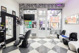 Hairdresser Bruxelles (Children's haircut) - Mondial Coiffure