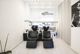 Hairdresser Ixelles (Children's haircut) - Anna Manoukyan
