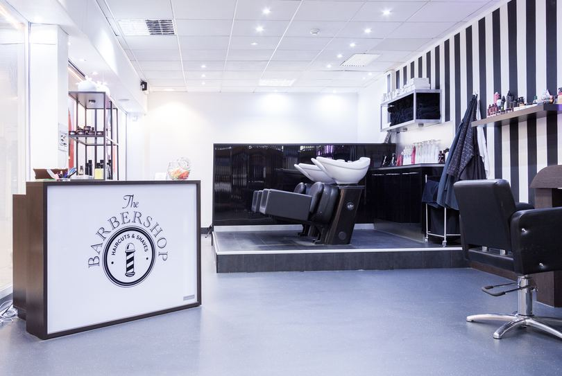 The Barbershop, Antwerpen - Hairdresser - De Kern 40-1