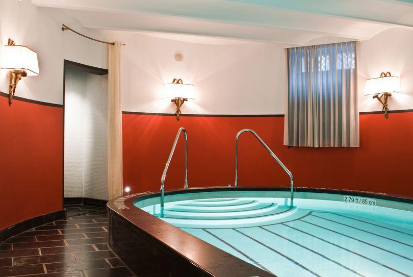 Des Indes Health Club & Spa, Den Haag - Massage - Lange Voorhout 54