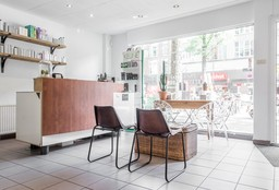 Nails Amsterdam (Pedicure - medical) - The (Little) Beautysaloon