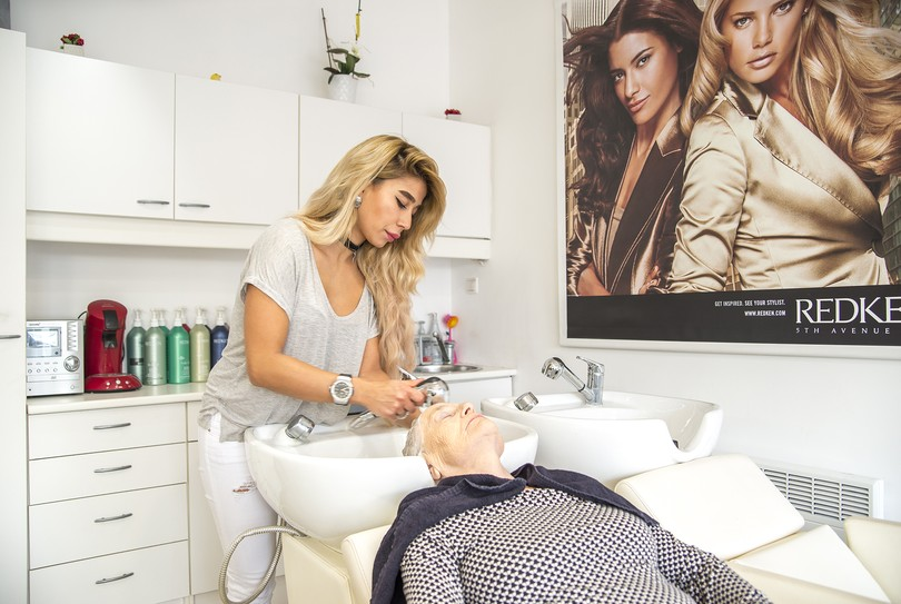 Coiffure Alliance, Gent - Hairdresser - Posthoornstraat 13