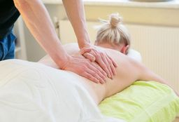 Massage Kring van Dorth (Hot Stone massage) - Massagepraktijk Chris Wolfs