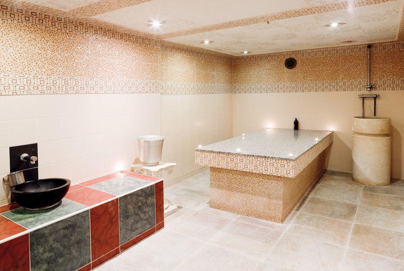 Hammam Shahrazad, Rotterdam - Spa & Sauna - Noordmolenstraat 8
