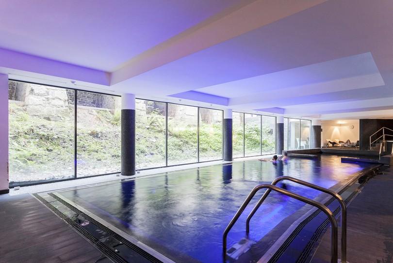 Osmose Spa, Liège - Spa & Sauna - Mont Saint-Martin 9-11